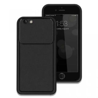 薄い防水ケース カード1枚収納可能 JEMGUN Passport ブラック iPhone 6s/6