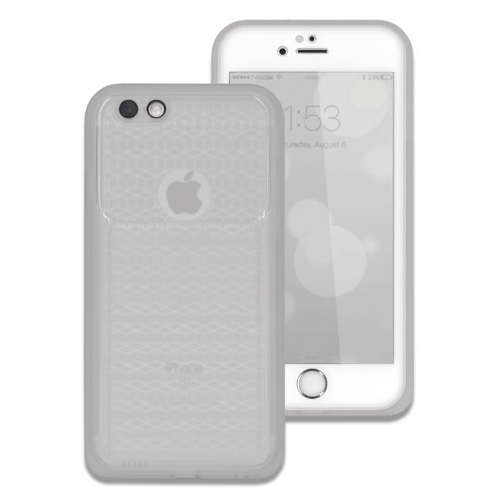iPhone6s/6 ケース 薄い防水ケース カード1枚収納可能 JEMGUN Passport クリア iPhone 6s/6_0