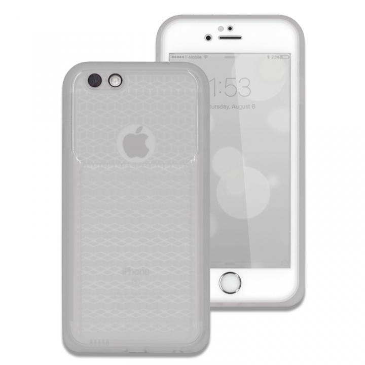 【iPhone6s/6ケース】薄い防水ケース カード1枚収納可能 JEMGUN Passport クリア iPhone 6s/6_0