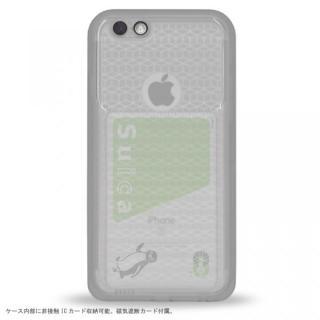 【iPhone6s/6ケース】薄い防水ケース カード1枚収納可能 JEMGUN Passport クリア iPhone 6s/6_2