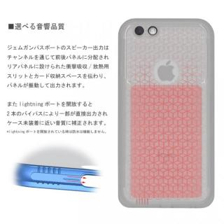 【iPhone6s/6ケース】薄い防水ケース カード1枚収納可能 JEMGUN Passport クリア iPhone 6s/6_3