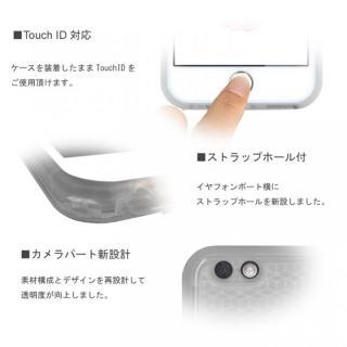 【iPhone6s/6ケース】薄い防水ケース カード1枚収納可能 JEMGUN Passport クリア iPhone 6s/6_5