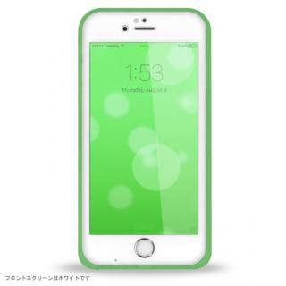 【iPhone6s/6ケース】薄い防水ケース カード1枚収納可能 JEMGUN Passport クリアグリーン iPhone 6s/6_1