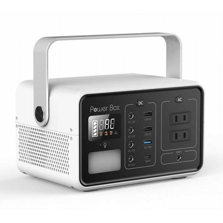PortablePowerStation PowerBox T200 ポータブル電源バッテリー_0
