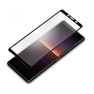 3Dハイブリッド液晶保護ガラス 貼り付けキット付き アンチグレア Xperia 10用【10月中旬】