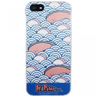KIRIMIちゃん iPhone SE/5s/5対応シェルジャケット 波