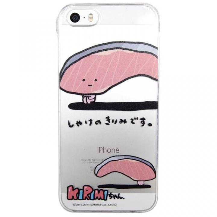 KIRIMIちゃん iPhone SE/5s/5対応シェルジャケット アップ