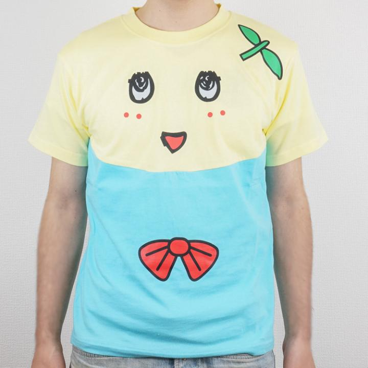 ふなっしー なりきり変身!Tシャツ Mサイズ_0