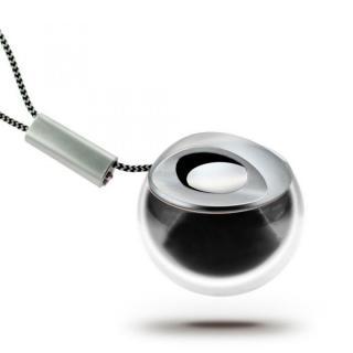小型Bluetooth スピーカー Crystal Q ブラック