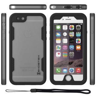 【iPhone6s/6ケース】防水/耐衝撃アルミケース Ghostek Atomic 2.0 シルバー iPhone 6s/6_1
