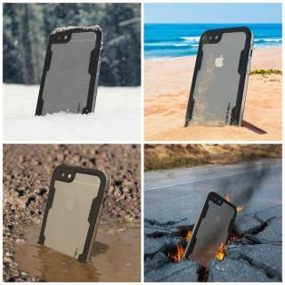 【iPhone6s/6ケース】防水/耐衝撃アルミケース Ghostek Atomic 2.0 シルバー iPhone 6s/6_3