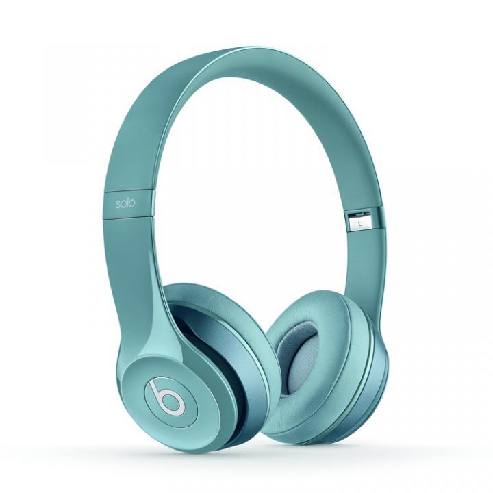 Beats Solo2 オンイヤー・ヘッドフォン - グレイ_0