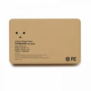 [10400mAh] ダンボーバッテリー cheero Power Plus DANBOARD VERSION_1