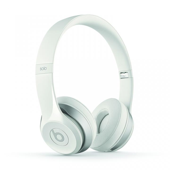Beats Solo2 オンイヤー・ヘッドフォン - ホワイト_0