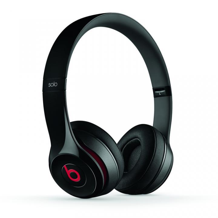 Beats Solo2 オンイヤー・ヘッドフォン - ブラック