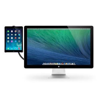 自由自在に取り付けできる Twelve South HoverBar 3  iPad/iPad mini_4