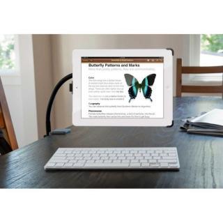 自由自在に取り付けできる Twelve South HoverBar 3  iPad/iPad mini_8
