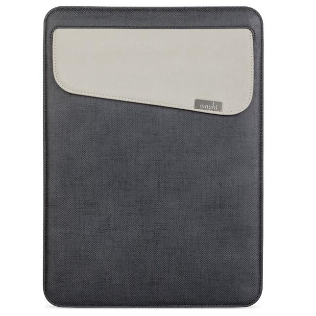 moshi muse 12 スリーブケース ブラック MacBook 12インチ対応_0