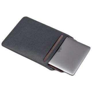 moshi muse 12 スリーブケース ブラック MacBook 12インチ対応_2