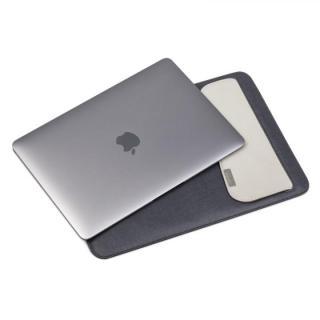 moshi muse 12 スリーブケース ブラック MacBook 12インチ対応_3