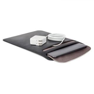 moshi muse 12 スリーブケース ブラック MacBook 12インチ対応_4