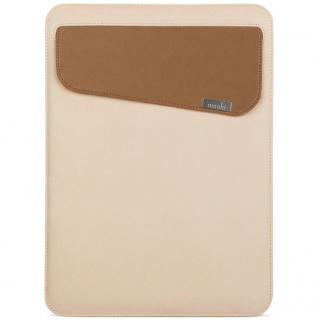 moshi muse 12 スリーブケース ベージュ MacBook 12インチ対応