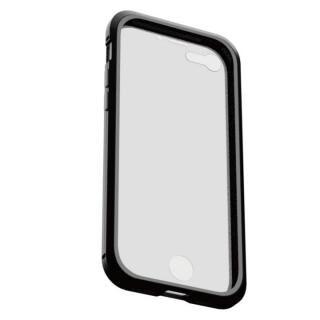 iPhone8/7 ケース アルミバンパー 360STRONG ブラック iPhone 8/7【9月下旬】