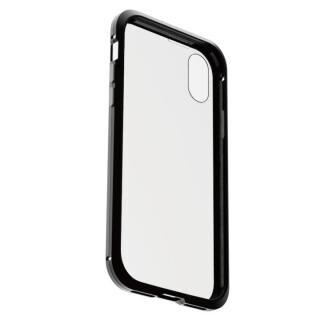 iPhone XS/X ケース アルミバンパー 360STRONG ブラック iPhone XS/X