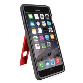 【iPhone6ケース】Lightningケーブル付きケース Charge グレイ/オレンジ iPhone 6_4