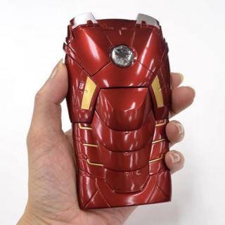 【iPhone SE/5s/5ケース】3D iPhone5ケース(アイアンマンMARK VII)_3