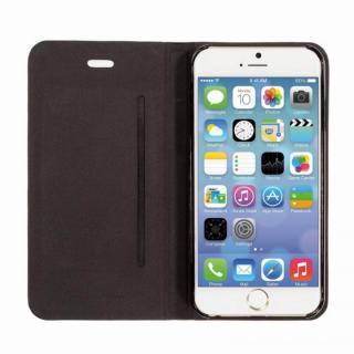 【iPhone6ケース】Highend Berryオリジナル 合皮手帳型ケース ボルドー iPhone 6_1
