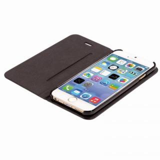 【iPhone6ケース】Highend Berryオリジナル 合皮手帳型ケース ボルドー iPhone 6_2