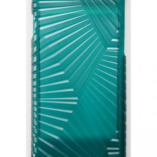 【iPhone6ケース】次元シリーズ 峰 3Dテクスチャー カードポケットケース 翡翠 iPhone 6_1