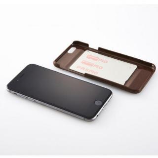 【iPhone6ケース】次元シリーズ 峰 3Dテクスチャー カードポケットケース 翡翠 iPhone 6_6