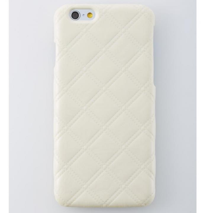 iPhone6 ケース 次元シリーズ 衲 3Dテクスチャー カードポケットケース 象牙 iPhone 6_0