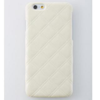 iPhone6 ケース 次元シリーズ 衲 3Dテクスチャー カードポケットケース 象牙 iPhone 6