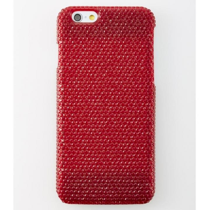 iPhone6 ケース 次元シリーズ 輝 3Dテクスチャー カードポケットケース 柘榴 iPhone 6_0