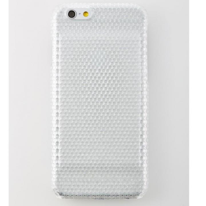 【iPhone6ケース】次元シリーズ 輝 3Dテクスチャー カードポケットケース 無 iPhone 6_0