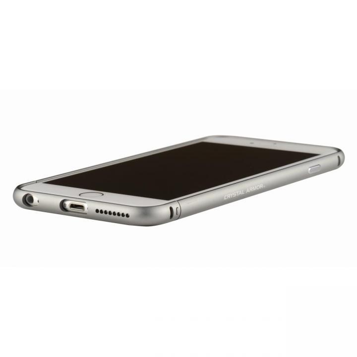 iPhone6s Plus/6 Plus ケース クリスタルアーマー メタルバンパー スペースグレイ iPhone 6s Plus/6 Plus_0