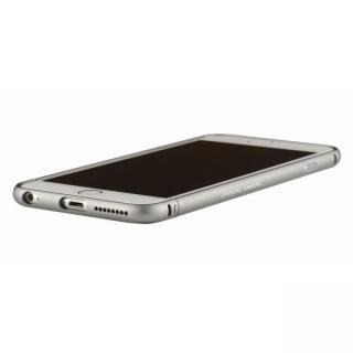 クリスタルアーマー メタルバンパー スペースグレイ iPhone 6s Plus/6 Plus