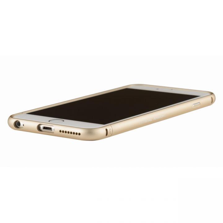 iPhone6s Plus/6 Plus ケース クリスタルアーマー メタルバンパー シャンパンゴールド iPhone 6s Plus/6 Plus_0