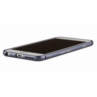 [2018新生活応援特価]クリスタルアーマー メタルバンパー ネイビー iPhone 6s Plus/6 Plus