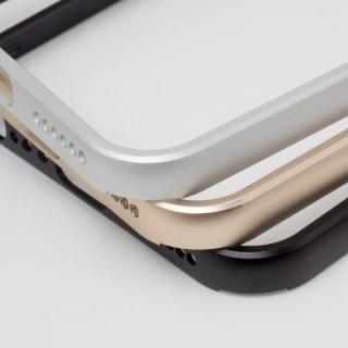 【iPhone6 Plusケース】Deff ハイブリッドケース UNIO ケブラー シルバー iPhone 6 Plus_2