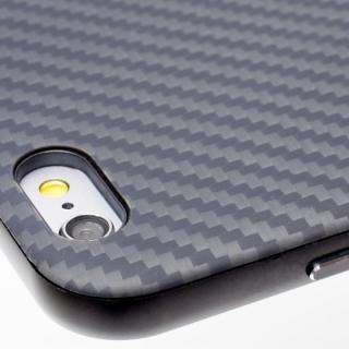 【iPhone6 Plusケース】Deff ハイブリッドケース UNIO ケブラー シルバー iPhone 6 Plus_3