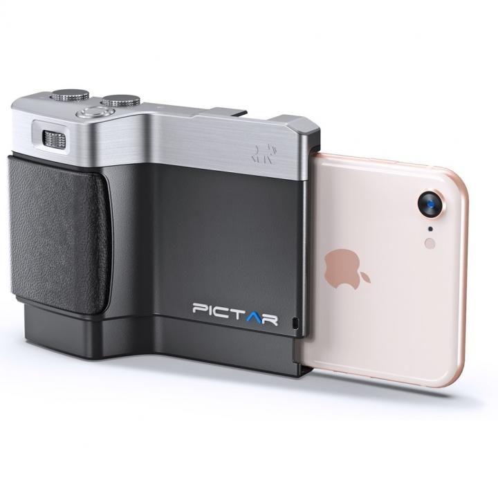 iPhone用カメラグリップ Pictar One Mark II iPhone 8/7/SE/6s/6/5s/5/4s_0
