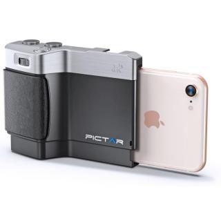 iPhone用カメラグリップ Pictar One Mark II iPhone 8/7/SE/6s/6/5s/5/4s