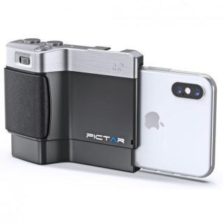 iPhone用カメラグリップ Pictar One Mark II iPhone X/8 Plus/7 Plus/ 6s Plus/6 Plus【8月中旬以降】
