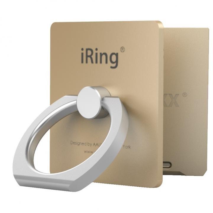AAUXX iRing 落下防止リング Link ゴールド_0