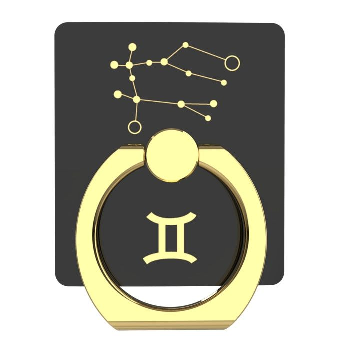 AAUXX iRing スマホリング 落下防止 Zodiac ふたご座_0