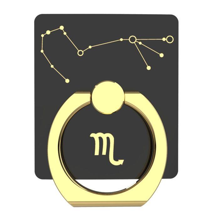 AAUXX iRing スマホリング 落下防止 Zodiac さそり座_0